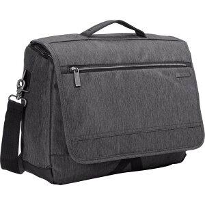 サムソナイト メンズ スーツケース バッグ Modern Utility Laptop Messenger Bag Charcoal Heather