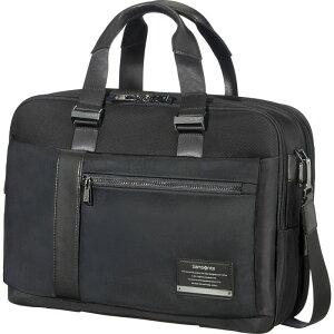 サムソナイト メンズ スーツケース バッグ Openroad Expandable Laptop Brief Jet Black