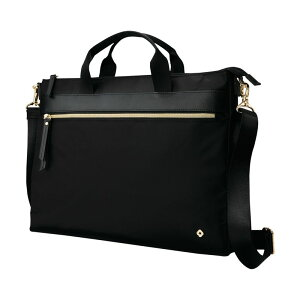 サムソナイト メンズ スーツケース バッグ Mobile Solution Convertible Laptop Slim Brief Black