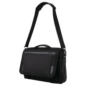 サムソナイト メンズ スーツケース バッグ Pro Slim Messenger 15.6 Black