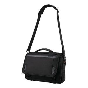 サムソナイト メンズ スーツケース バッグ Pro Slim Messenger 14.1 Black
