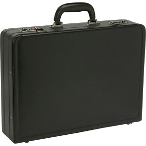 サムソナイト メンズ スーツケース バッグ Bonded Leather Attache Black