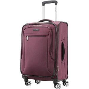 サムソナイト メンズ スーツケース バッグ Ascella X Carry-On Spinner Plum