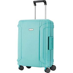 """サムソナイト メンズ スーツケース バッグ Vaultex 20"""" Spinner Aqua Blue"""