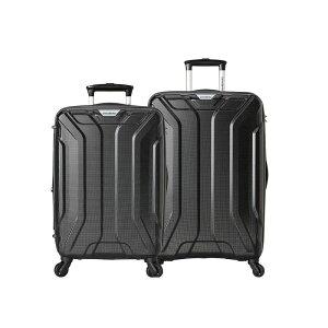 サムソナイト メンズ スーツケース バッグ Englewood 2pc Set Black