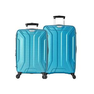 サムソナイト メンズ スーツケース バッグ Englewood 2pc Set Caribbean Blue