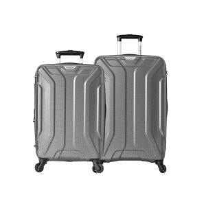 サムソナイト メンズ スーツケース バッグ Englewood 2pc Set Charcoal