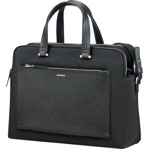 """サムソナイト メンズ スーツケース バッグ Zalia 14.1"""" Laptop Business Bailhandle Brief Black"""