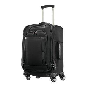 サムソナイト メンズ スーツケース バッグ Pro Expandable Carry On Spinner Black