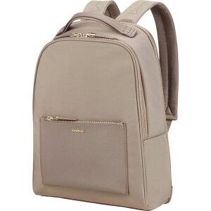 """サムソナイト メンズ スーツケース バッグ Zalia 14.1"""" Laptop Backpack Beige"""