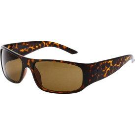 エスダブリュグローバル メンズ サングラス・アイウェア アクセサリー Sporty Square Framed UV400 Sunglasses Leopard Brown