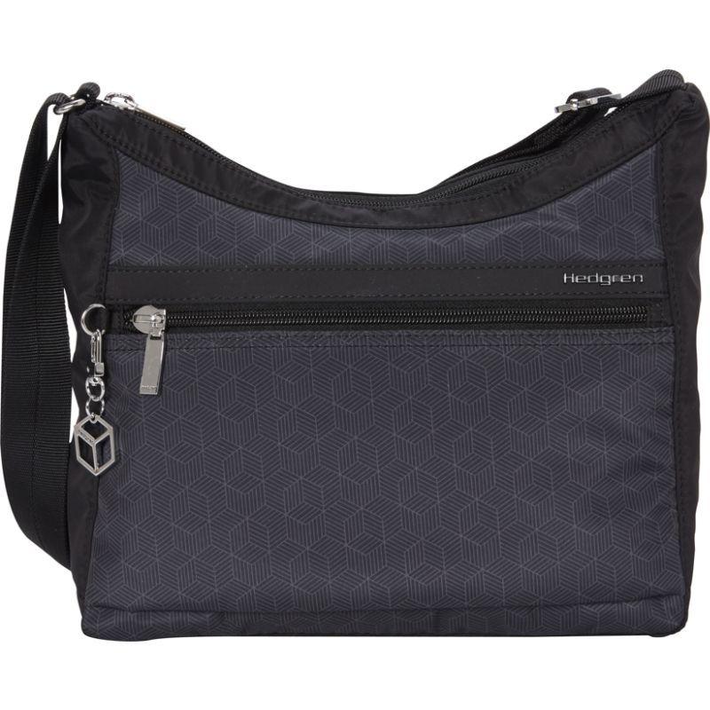 ヘドグレン メンズ ボディバッグ・ウエストポーチ バッグ Harper's S RFID Crossbody Bag 06 Version Cube Print