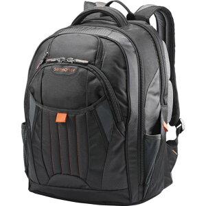 サムソナイト メンズ スーツケース バッグ Tectonic 2 Large Backpack Black/Orange
