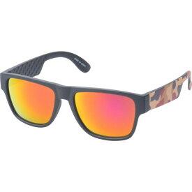 エスダブリュグローバル メンズ サングラス・アイウェア アクセサリー Bryson Square Fashion Sunglasses Beige-Pink