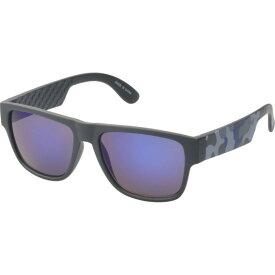 エスダブリュグローバル メンズ サングラス・アイウェア アクセサリー Bryson Square Fashion Sunglasses Grey-Purple