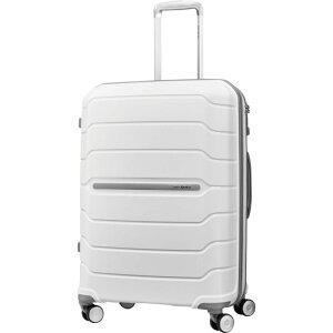 サムソナイト メンズ スーツケース バッグ Freeform 24 Hardside Spinner White