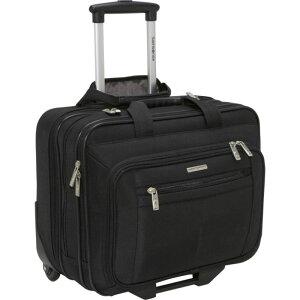 サムソナイト メンズ スーツケース バッグ Casual Wheeled Laptop Overnighter Black