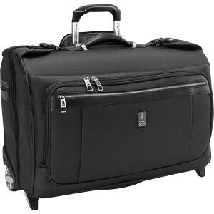 トラベルプロ メンズ スーツケース バッグ Platinum Magna 2 Carry-on Rolling Garment bag Black