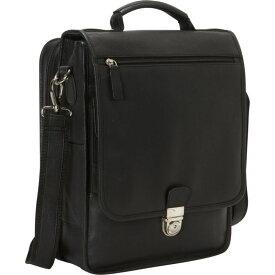 ベリノ メンズ スーツケース バッグ The Reporter Briefcase Black