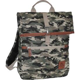 バクストン メンズ スーツケース バッグ Expedition II Huntington Gear Fold-Over Backpack Camouflage