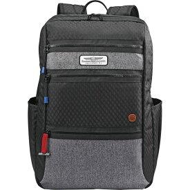 091214518043 アメリカンツーリスター メンズ バックパック・リュックサック バッグ StraightShooter Laptop Backpack  Black/Grey
