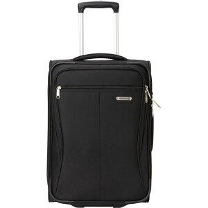サムソナイト メンズ スーツケース バッグ Lamont 21 Expandable Wheeled Upright Carry-On - eBags Exclusive Black