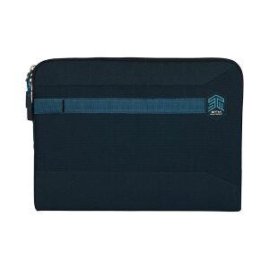 STMグッズ メンズ スーツケース バッグ Summary 13 Laptop Sleeve Dark Navy