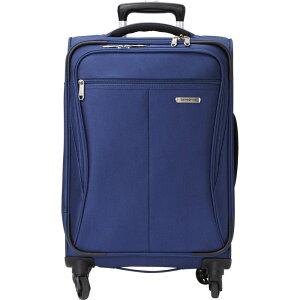 サムソナイト メンズ スーツケース バッグ Lamont 20 Expandable Carry-On Spinner - eBags Exclusive Twilight Blue