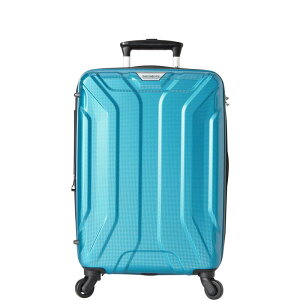 サムソナイト メンズ スーツケース バッグ Englewood 20 Expandable Hardside Carry-On Spinner - eBags Exclusive Caribbean Blue - Order Now: Ships 07/17/18