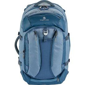 イーグルクリーク レディース バックパック・リュックサック バッグ Womens Global Companion 65L Backpack Smoky Blue
