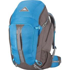 ハイシエラ メンズ バックパック・リュックサック バッグ Pathway 50L Hiking Pack Mineral/Slate/Glacier