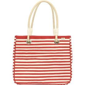 ロンバスキャンバス メンズ トートバッグ バッグ Rope Tote Karma Stripe Red
