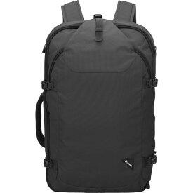 パックセーフ メンズ バックパック・リュックサック バッグ Venturesafe EXP45 Anti-Theft Carry-On Travel Backpack Black