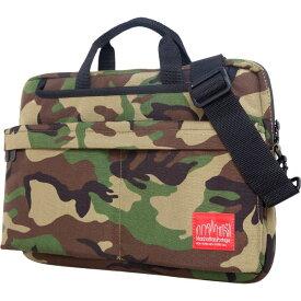 マンハッタンポーテージ メンズ スーツケース バッグ Convertible Laptop Bag Deluxe (13) Camouflage