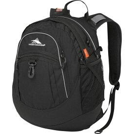 ハイシエラ メンズ バックパック・リュックサック バッグ Fat Boy Backpack Black