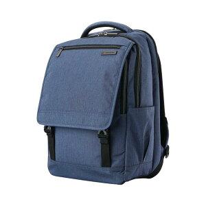サムソナイト メンズ スーツケース バッグ Modern Utility Paracycle Laptop Backpack Blue Chambray
