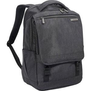 サムソナイト メンズ スーツケース バッグ Modern Utility Paracycle Laptop Backpack Charcoal Heather
