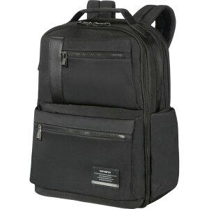"""サムソナイト メンズ スーツケース バッグ Openroad 17.3"""" Laptop Weekender Backpack Jet Black"""