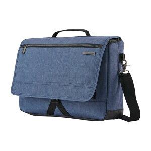 サムソナイト メンズ スーツケース バッグ Modern Utility Laptop Messenger Bag Blue Chambray