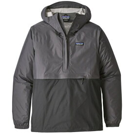 f3350b428d177 パタゴニア メンズ ジャケット・ブルゾン アウター Patagonia Torrentshell Pullover Jacket Forge Grey