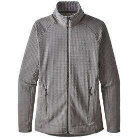 パタゴニア レディース ジャケット・ブルゾン アウター Patagonia R1? Full-Zip Fleece Jacket - Women's Feather Grey