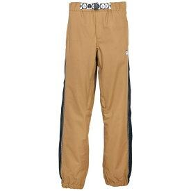 シックスエイトシックス メンズ カジュアルパンツ ボトムス 686 Catchit Track Pants Khaki