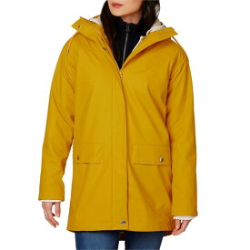 ヘリーハンセン レディース ジャケット・ブルゾン アウター Helly Hansen Moss Insulated Rain Coat - Women's Essential Yellow