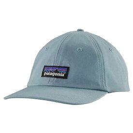 パタゴニア メンズ 帽子 アクセサリー Patagonia P-6 Label Trad Cap Big Sky Blue