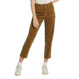 ボルコム レディース カジュアルパンツ ボトムス Volcom Stoned Straight Pants - Women's Vintage Gold