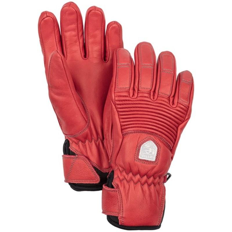 ヘストラ レディース 手袋 アクセサリー Fall Line Gloves - Women's Red