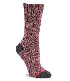 ソレル レディース カジュアルパンツ ボトムス Women's Super Soft Wool Calf Socks Charcoal