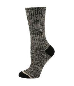 ソレル レディース カジュアルパンツ ボトムス Women's Super Soft Wool Spacedye Anklet Socks Black