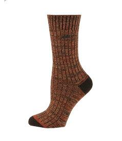 ソレル レディース カジュアルパンツ ボトムス Women's Super Soft Wool Spacedye Anklet Socks Brown