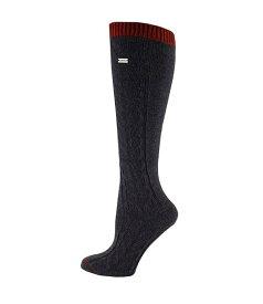 ソレル レディース カジュアルパンツ ボトムス Women's Wool Novelty Cable Knit Knee High Socks Navy